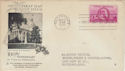 1945-03-03 USA 3c Florida Stamp FDC (59232)