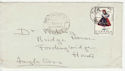 1967 Spain to UK Envelope (59249)