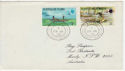 1976 Gilbert & Ellice Islands Stamps on Env (59299)
