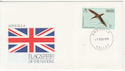1990-02-01 Anguilla Bird Stamp FDC (59307)