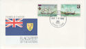 1990-03-19 Turks & Caicos Stamps FDC (59315)