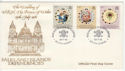1981-07-22 Falklands Dep Royal Wedding FDC (59321)