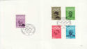 1958 Germany Olympic Games Stamps on Card FDC (59333)