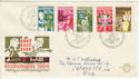 1964 Netherlands Child Welfare Stamps FDC (59340)