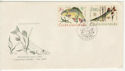1966 Czechoslovakia Fish Stamps FDC (59384)