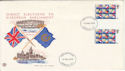 1979-05-09 Elections Stamps 9p Gutter FDC (59406)