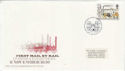 1980-11-11 Mail by Rail Manchester Souv (59407)