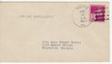 Mattie KY 1940 Last Day Postmark Envelope (59430)