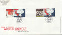 2002-05-31 Football Stamps Ex Smilers Sheet (59474)