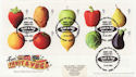 2003-03-25 Fruit and Veg Drury Lane FDC (59475)