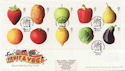 2003-03-25 Fruit and Veg Great Ormond St FDC (59476)