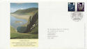2007-03-27 Wales Definitive Stamps T/House FDC (59478)