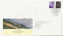 2007-03-27 Scotland Definitive Stamps Edinburgh FDC (59479)