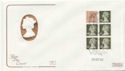1986-10-20 �1 Discount Booklet Windsor FDC (59496)