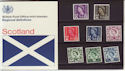 1970-12-09 Scotland Definitive P Pack No 24 (59507)