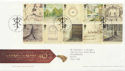 2004-02-26 Lord of the Rings T/House FDC (59525)