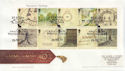 2004-02-26 Lord of the Rings St Kilda FDC (59527)