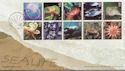 2007-02-01 Sealife Stamps Seal Sands FDC (59528)