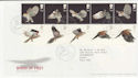 2003-01-14 Birds of Prey Stamps T/House FDC (59530)