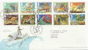 2002-01-15 Kipling Just So Stories T/House FDC (59534)