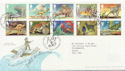 2002-01-15 Kipling Just So Stories T/House FDC (59536)