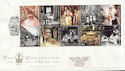 2003-06-02 Coronation Stamps Westminster FDC (59538)