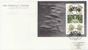 2000-05-23 Her Majesty Stamps M/S Westminster SW1 FDC (59546)