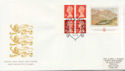 1998-11-14 HB16 Prince of Wales Bkt Windsor FDC (59575)