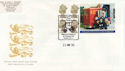 2000-03-21 Postman Pat Label Pane London FDC (59587)