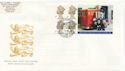 2000-03-21 Postman Pat Label Pane London FDC (59588)