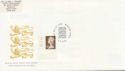 1999-03-09 �5 Definitive Stamp + Cyl Windsor FDC (59595)
