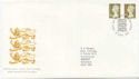 1997-04-21 Golden Wedding Definitive Windsor FDC (59647)