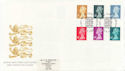 2000-04-25 Definitive Stamps Windsor FDC (59654)