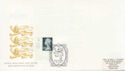 1999-03-09 �2 Definitive Stamp + Cyl Edinburgh FDC (59689)