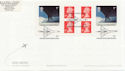 2002-05-02 PM5 Booklet Airliners Heathrow FDC (59695)