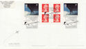 2002-05-02 PM5 Booklet Airliners + Cyl Heathrow FDC (59696)