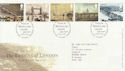 2002-09-10 Bridges of London Stamps T/House FDC (59716)
