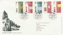 2002-10-08 Pillar to Post Tallents House FDC (59718)