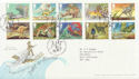 2002-01-15 Kipling Just So Stories T/House FDC (59764)