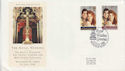 1986-07-22 Royal Wedding Stamps Windsor FDC (59773)