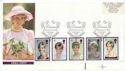 1998-02-03 Diana Stamps Sandringham FDC (59793)