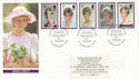 1998-02-03 Diana Stamps Kensington FDC (59825)