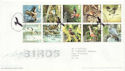 2007-09-04 Bird Stamps T/House FDC (59839)