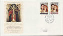 1986-07-22 Royal Wedding Stamps London EC FDC (59851)