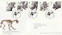 2006-03-21 Ice Age Animals T/House FDC (59870)