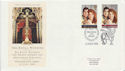 1986-07-23 Royal Wedding Stamps London EC Souv (59899)