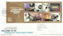 2012-08-29 Paralympic Games M/S London E20 FDC (59926)