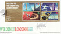 2012-07-27 London 2012 Stamps M/S London FDC (59942)