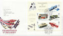 2003-09-18 Transports of Delight M/S Toye FDC (59989)
