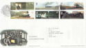 2004-01-13 Classic Locomotives Stamps York FDC (59992)